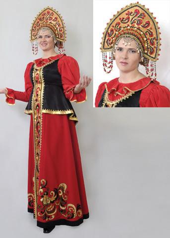 Украшения для русского народного костюма